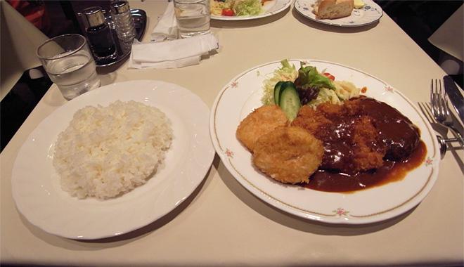 スマート珈琲店のスマートランチ +α