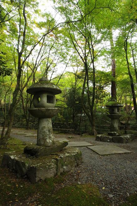 高山寺にて